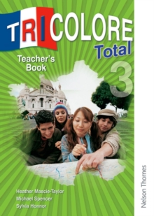 Tricolore Total 3 Teacher's Book, Spiral bound Book