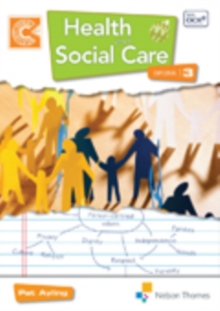 Health and Social Care Diploma Level 3 Course Companion, Paperback Book