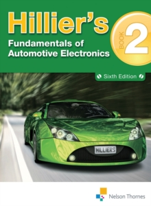 Hillier's Fundamentals of Automotive Electronics Book 2, Paperback Book
