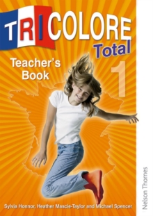 Tricolore Total 1 Teacher's Book, Spiral bound Book