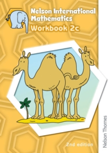 Nelson International Mathematics Workbook 2c, Spiral bound Book