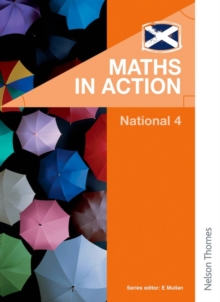 Maths in Action National 4, Paperback Book