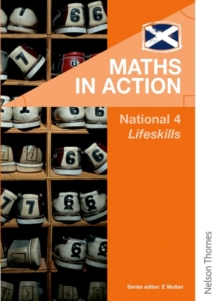 Maths in Action National 4 Lifeskills, Paperback / softback Book