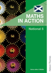 Maths in Action National 5, Paperback Book