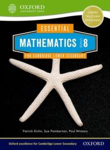 Cambridge International AS & A Level Mathematics: Pure
