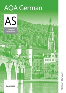 AQA AS German Grammar Workbook, Paperback Book
