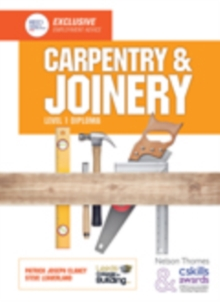 Carpentry & Joinery Level 1 Diploma, Paperback / softback Book