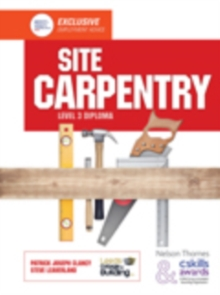 Site Carpentry Level 3 Diploma, Paperback Book