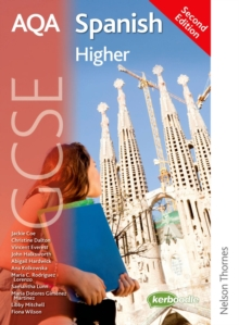 AQA GCSE Spanish Higher Student Book, Paperback Book