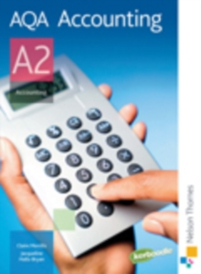 AQA Accounting A2, Paperback Book