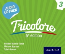 Tricolore Audio CD Pack 3, CD-Audio Book