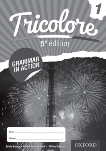 Tricolore Grammar in Action 1 (8 pack), Mixed media product Book