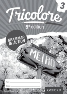 Tricolore Grammar in Action 3 (8 pack), Mixed media product Book