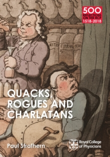 Quacks, Rogues and Charlatans of the RCP, Paperback / softback Book