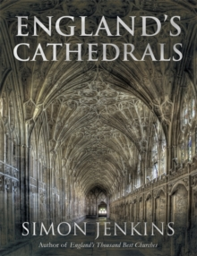 England's Cathedrals, Hardback Book