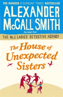 The House of Unexpected Sisters, Hardback Book