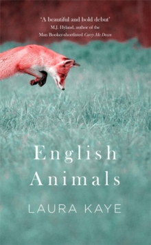 English Animals, Hardback Book