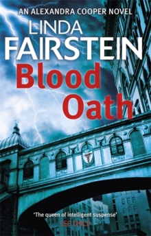 Blood Oath, Hardback Book