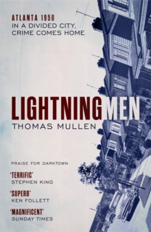 Lightning Men, Hardback Book
