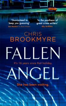 Fallen Angel, Hardback Book