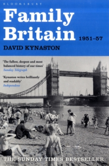 Family Britain, 1951-1957, Paperback Book