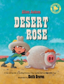 Desert Rose, Paperback Book