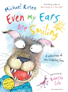 Even My Ears are Smiling, Mixed media product Book