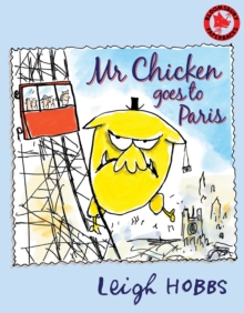 Mr Chicken Goes to Paris, Paperback Book