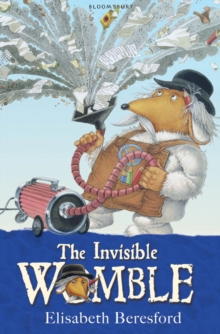 The Invisible Womble, Paperback Book