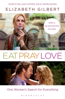 Eat, Pray, Love, Paperback Book