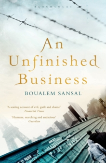 An Unfinished Business, Paperback Book