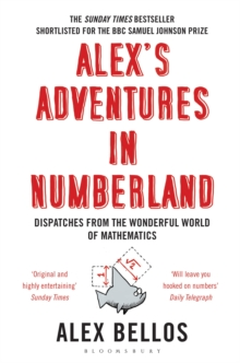 Alex's Adventures in Numberland, Paperback Book
