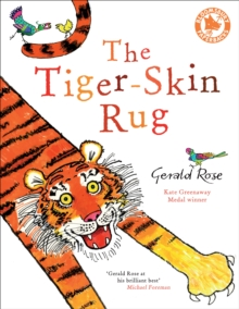 The Tiger-Skin Rug, Paperback Book