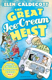 The Great Ice-Cream Heist, Paperback / softback Book