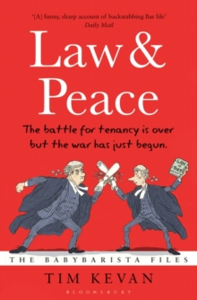 Law and Peace : The BabyBarista Files, Paperback Book
