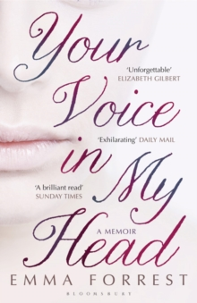 Your Voice in My Head, Paperback Book