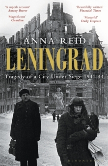 Leningrad : Tragedy of a City under Siege, 1941-44, Paperback Book