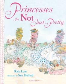 Princesses Are Not Just Pretty, Paperback Book