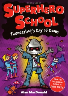 Thunderbot's Day of Doom, Paperback Book