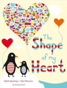 The Shape of My Heart, Paperback Book