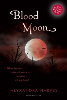 Blood Moon, Paperback Book