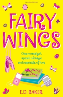 Fairy Wings, Paperback Book