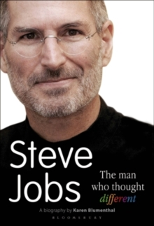 Steve Jobs The Man Who Thought Different, Paperback Book