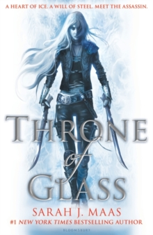 Throne of Glass, Paperback Book