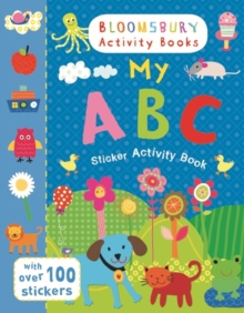 My ABC Sticker Activity Book, Paperback / softback Book