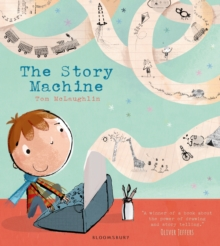 The Story Machine, Paperback Book