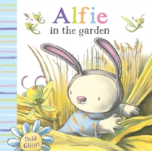 Alfie in the Garden, Paperback Book
