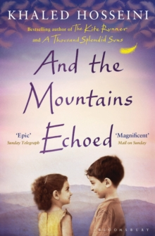And the Mountains Echoed, Paperback Book