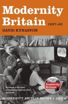 Modernity Britain : 1957-1962, Paperback Book