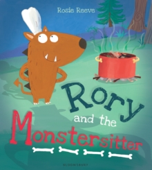 Rory and the Monstersitter, Paperback / softback Book